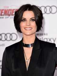 Jaimie Alexander - 'Avengers: Age Of Ultron' Premiere in Hollywood 4/13/15