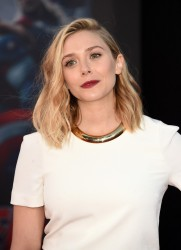 Elizabeth Olsen -  'Avengers: Age Of Ultron' Premiere in Hollywood 4/13/15