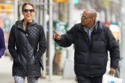 Jessica Alba is seen walking in Soho in New York City April 14-2015 x64