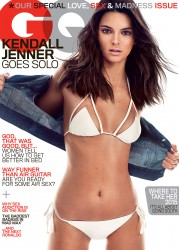 Kendall Jenner - GQ Magazine May 2015 Issue -