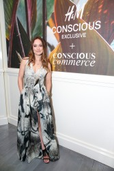Olivia Wilde Launch of H&M's Conscious Exclusive Collection Afterparty & dinner in New York on April 14, 2015