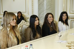 Kim and Khloe Kardashian in Armenia x7 HQ