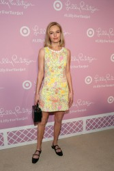 Kate Bosworth - Lilly Pulitzer For Target Launch in NYC 4/15/15