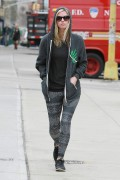 Nicky Hilton on her Way to the Gym in the Noho Area in New York April 17-2015 x19