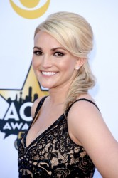 Jamie Lynn Spears - 50th Academy Of Country Music Awards in Arlington, Texas 4/19/15