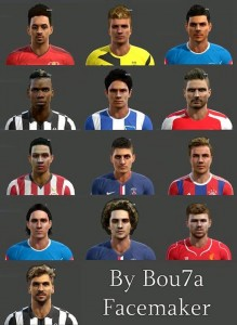 PES 2013 Graphic Patches Update 21 April 15