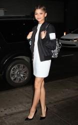 Zendaya Coleman - Leaves Her Hotel in New York, 04/21/2015