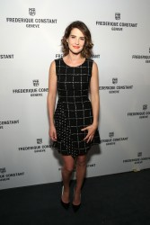 Cobie Smulders - Variety's Power Of Women Event in NYC 4/24/15