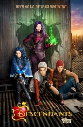 Dove Cameron 'Descendants' promos x9 LQ