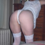 Geiles Amateur Girl in scharfen Dessous