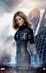 Kate Mara - Fantastic 4 Promo Poster