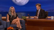 Kesha - Conan O'Brien 2013_10_16 [We have a winner!]