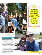 Миша Коллинз: Интервью журналу Real Teen