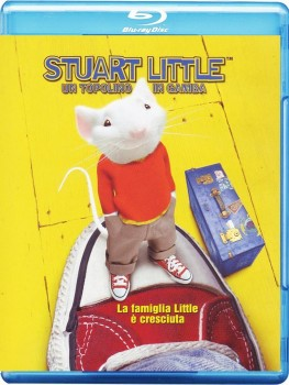 Stuart Little - Un topolino in gamba (1999) Full Blu-Ray AVC ITA DD 5.1 ENG DTS-HD MA 5.1 MULTI