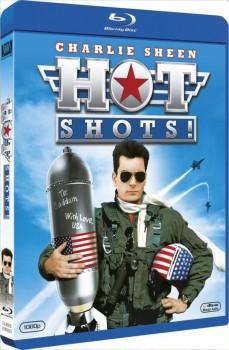 Hot Shots! (1991) Full Blu-Ray 29Gb AVC ITA DTS 2.0 ENG DTS-HD MA 5.1 MULTI
