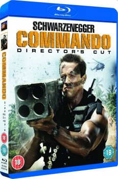 Commando (1985) [Theatrical & Directors Cut] Full Blu-Ray 32Gb AVC ITA DTS 5.1 ENG DTS-HD MA 5.1 MULTI