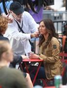 Megan Fox - On the set of 'Teenage Mutant Ninja Turtles 2' in NYC 5/11/15