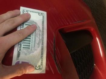 Question, scratch repair, cost estimation, 2015 Honda Fit ...