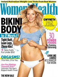Gwyneth Paltrow - Women's Health June 2015