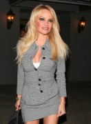 Pamela Anderson | Leaving the Crossroads Restaurant in West Hollywood | May 19 | 21 pics