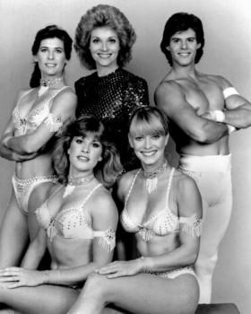 Patricia McPherson, Judy Norton-Taylor, Randi Oakes