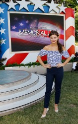 Stefanie Scott - 26th National Memorial Day Concert Rehearsals in Washington, DC - May 23, 2015