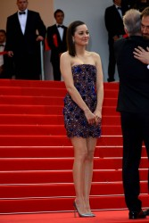 Marion Cotillard - Macbeth Premiere at Cannes Film Festival 2015