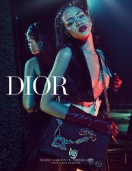 Rihanna - Dior Secret Garden IV - Versailles (Long Version)