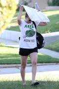 Kaley Cuoco | Leaving the Yoga Class in LA | May 27 | 54 pics
