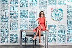 Jessica Alba - Forbes Magazine, June 2015