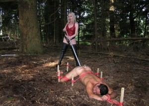 new 30.05.2015 Woodland Arse Abuse part 2