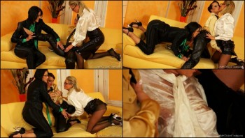 FullyClothedPissing Cindy Dollar, Lucy Bell, Sunshine (Satin Lesbos Drowning In Piss  fcp2011-09-29)