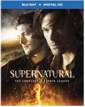 10 сезон Сверхъестественного на DVD: дополнительные материалы