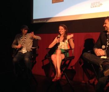 Amy Acker - ATX  Festival POI panel 6/5/15