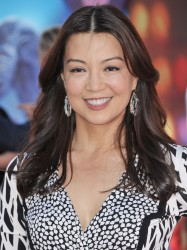 Ming-Na Wen - Attends ''Inside Out'' Premiere In Hollywood (6/8/15)