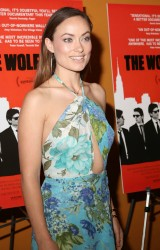 Olivia Wilde attending The Wolfpack premiere in New York City on June 9, 2015