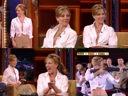Andrea Parker - Jimmy Kimmel Live - April 26, 2004