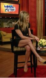 Jennifer Aniston on Regis & Kelly