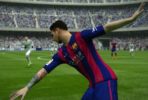 FIFA 15 Tatto messi V2 by diiegooh