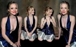 Amanda Seyfried, Diane Kruger, Emmy Rossum, Michelle Hunziker, Robin Tunney (Wallpaper) 6x
