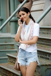 Victoria Justice - Out in New York 6/17/15