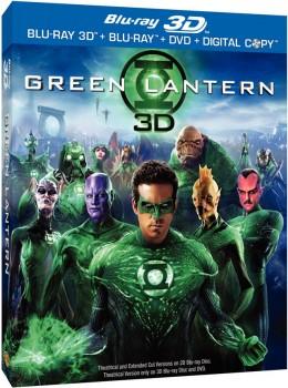 Lanterna Verde 3D (2011) Full Blu-Ray 3D 40Gb AVC\MVC ITA DD 5.1 ENG DTS-HD MA 5.1 MULTI