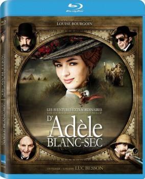 Adèle e l'enigma del faraone (2010) Full Blu-Ray 38Gb VC-1 ITA FRE DTS-HD MA 5.1