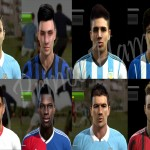 Download PES2013 Graphic Patches Update 20 June 15