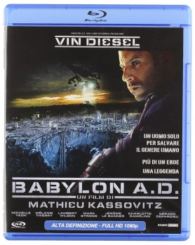 Babylon A.D. (2008) BLURAY FULL VC1 ITA ENG DTS HD MA