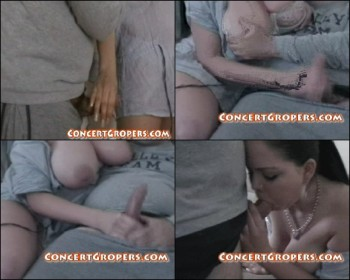 shione cooper groped
