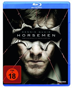 The Horsemen (2008) Full Blu-Ray 22Gb VC-1 ITA DTS-HD MA 5.1 ENG LPCM 2.0