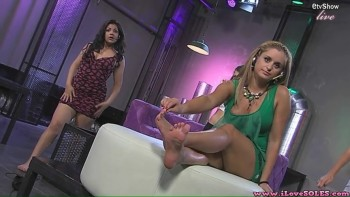 Feet In Eurotic Tv 45