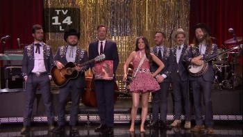 Kacey Musgraves - Late Night Performances (June-2015)
