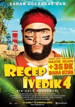 Recep İvedik 4 (2014) (DVDRip XviD) Yerli Film Tek Link İndir